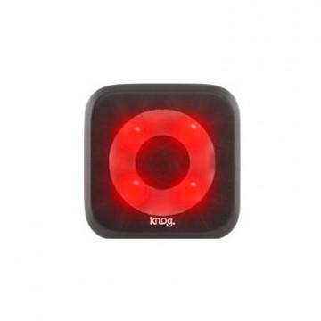 Knog Blinder Círculo traseira 4 LEDs preta