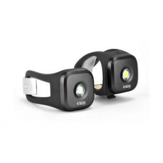 luz dianteira e traseira blinder 1 preto