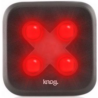 luz traseira knog blinder-4-cross preta