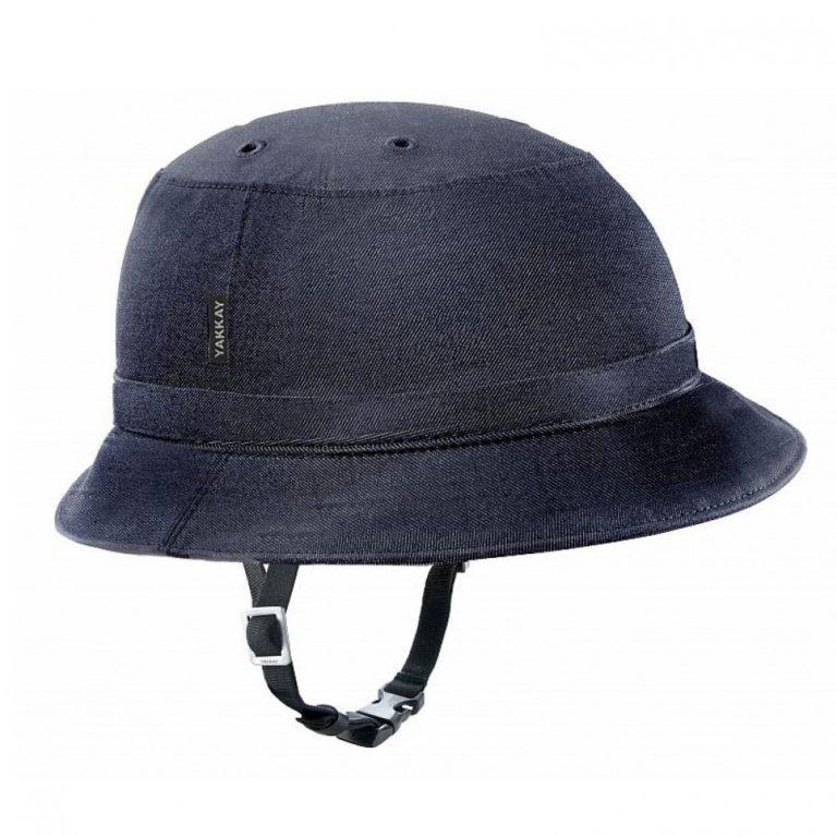 capa para capacete Yakkay Tokyo denim