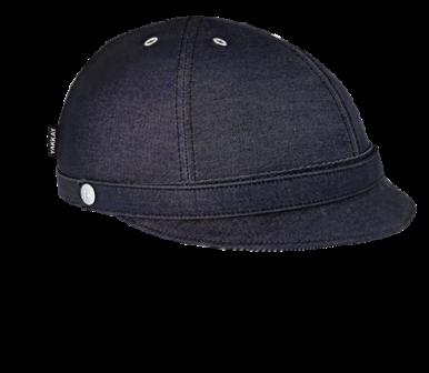 Capa para capacete Yakkay Milano Dark Blue Denim