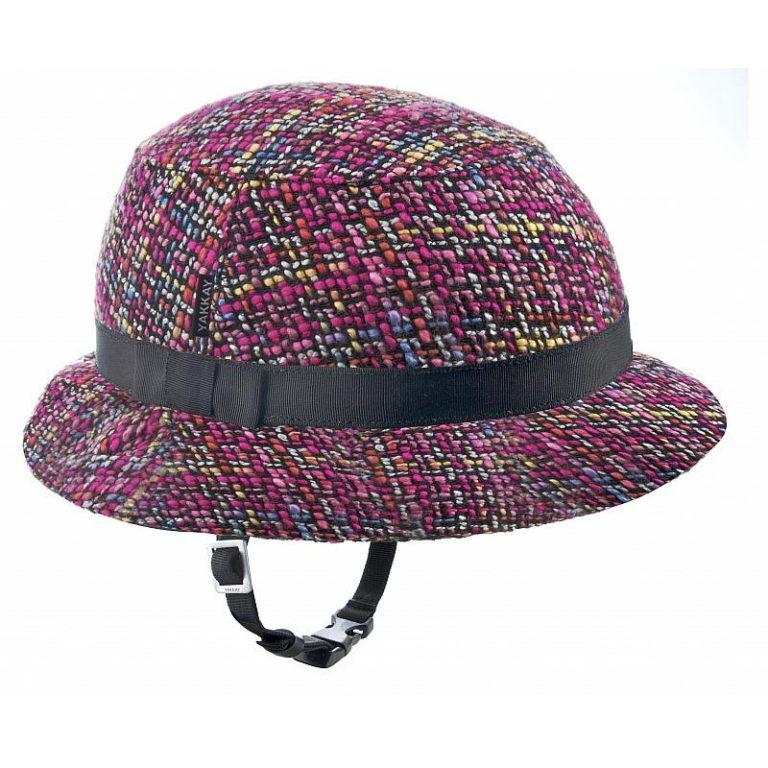 capa para capacete yakkay tokyo pink jazz