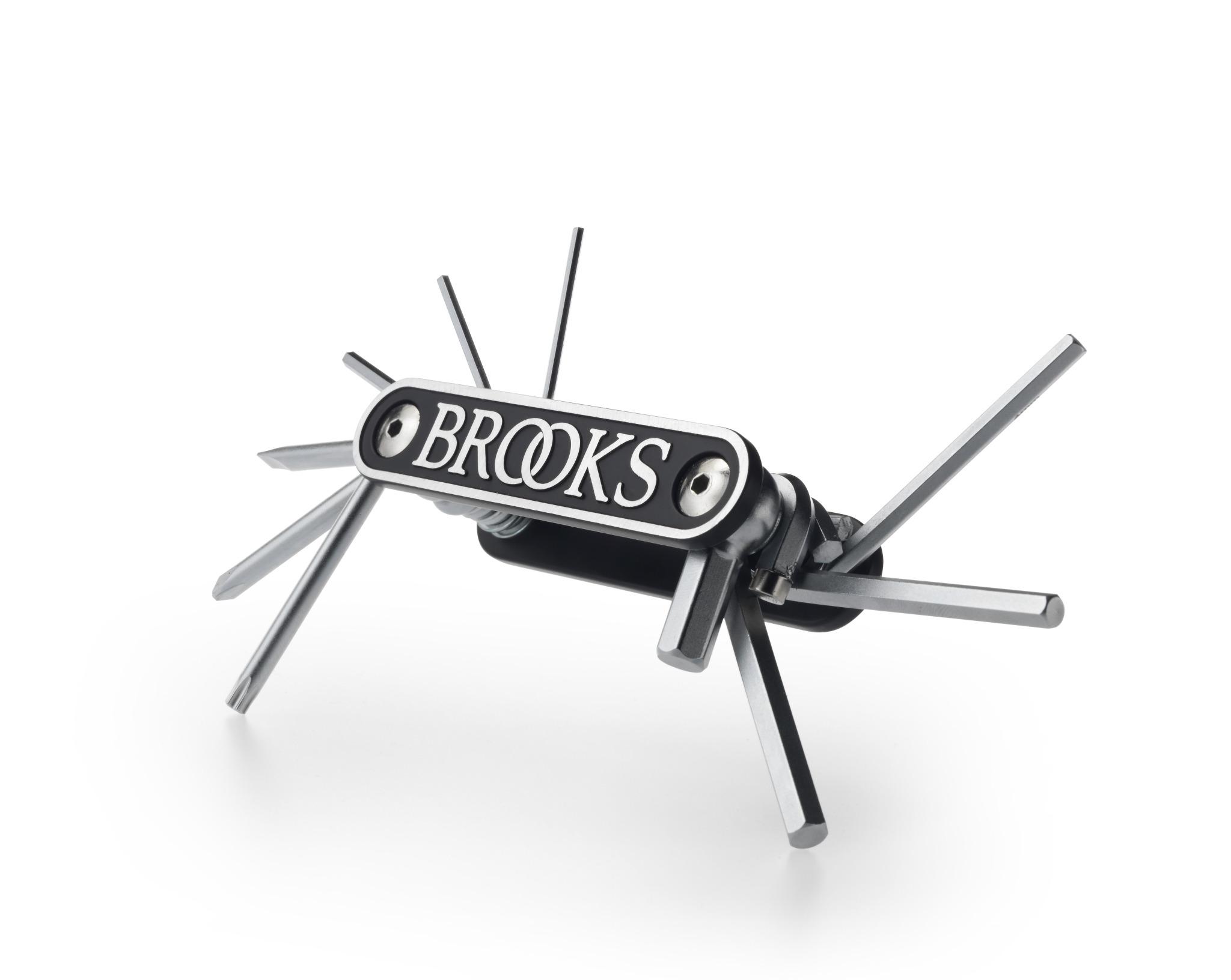 Jogo de ferramentas Brooks